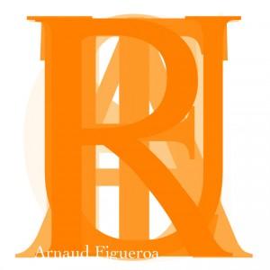 logo A.F graphiste